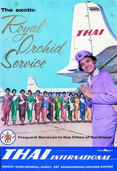 ลึกลับ   Rural Surin's Avatar   Last Online: Today 09:42 PM Join Date: Oct 2008 Location: ท่าคันโท กาฬสิน Posts: 25,603 Rural Surin has disabled reputation Thai Airways Int'l 1960 promotional poster