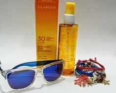 Clarins Sun Care Oil Spray 30 UVA UVB