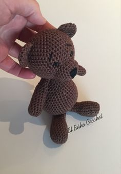 Teddy bear 🐻 Crochet