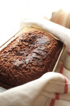 The Best Gingerbread Recipe. baked this today. so yummy! Gingerbread Cake, Gingerbread Recipes, Just Desserts, Dessert Recipes, Holiday Bread, How Sweet Eats, Sweet Bread, Sweet Recipes, Cupcake Cakes