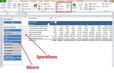 Excel 2010 PivotTables are awesome! Excel 2010 PivotTables with sparklines and slicers are double awesome! You can follow along with me by downloading my example spreadsheetExcel PivotTable with S…