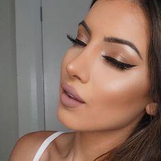 dramatic makeup look - sexy makeup ideas