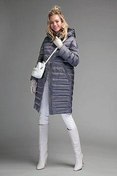 Пуховик NAUMI Antacid Girls Winter Coats, Winter Outfits Women, Outdoor Fashion, Fashion Sewing, Winter Looks, Fashion 2020, Casual Chic, Street Style, Clothes For Women