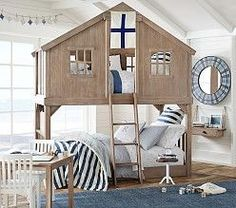Beds for Kids & Toddlers, Kids Mattresses & Bunk Beds | Pottery Barn Kids