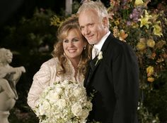 Genie Francis & Anthony Geary - Laura returns to Port Charles next month... Luke & Laura together again?