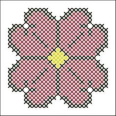 Plastic Canvas Stitches | Mother's Day Cross Stitch Patterns - Free Counted Cross Stitch Charts ...