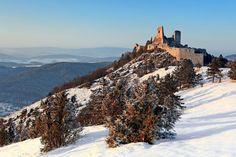 Castle Čachtice, Slovakia