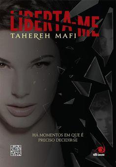 """Sequencia de """"Estilhaça-me"""" de Tahereh Mafi saindo do forno! Vejam a capa de """"Liberta-me"""" e se inspire :)"""