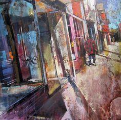 Artist Ivano Stocco
