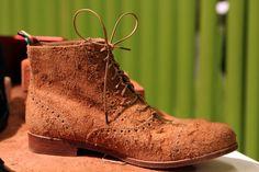 beautiful textured boots from katsukawa