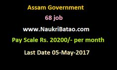 Junior Instructor - Assam Govt Recruitment 2017 / ITI Jobs https://www.naukribatao.com/junior-instructor-assam-govt-recruitment-2017-iti-jobs/