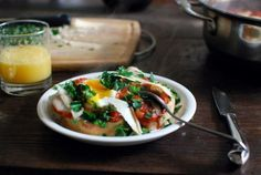 47 Delicious Breakfast Foods To Eat On Christmas Morning: Eggs In Purgatory
