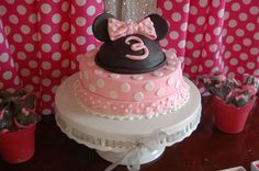 Minnie Mouse Birthday Party Ideas   Photo 3 of 8   Catch My Party