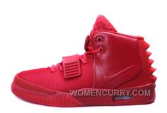 "Nike Air Yeezy 2 ""Red October"" Glow In The Dark Top Deals HY8jy 8b2d01875"