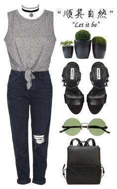 """""""Bertie// TAG"""" by blood-under-the-skin ❤ liked on Polyvore featuring Topshop, Charlotte Russe and The Row"""