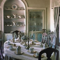 Superieur Old World Dining Room Country House Interior, French Country House, Country  Houses, Country