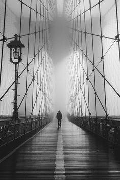 Moment: significant photo of a bridge that must always stay intact.