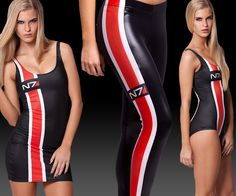 Mass Effect Clothing | DudeIWantThat.com