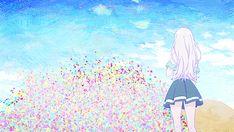 Check this manga ;) Irozuku sekai no ashita kara Anime Art, Anime Land, Art Club, Digital Art Tutorial, Anime Figures, Anime Scenery, Art, Japanese Anime, Aesthetic Anime