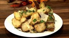 the chew | Recipe  | Michael Symon's Fried Potatoes