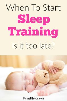 Is your baby up all night? Are you wondering when to start sleep training? It is not too late. Here are 3 methods of sleep training and when to begin. Baby Schlafplan, Get Baby, Mom And Baby, Baby Massage, Massage Meme, Baby Sleep Schedule, Kids Fever, Toddler Sleep, Before Baby