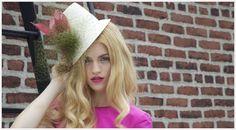 Satya Twena: Women's Hats, Hair accesories, Fascinators - Home