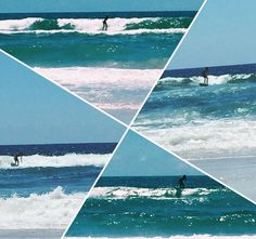 \\•S•U•R•F•// #surf #summer #beach #summetime #waves #soflo #miami #camilaswimwear #handmadebikinis #bikini || camilaswimwear.com