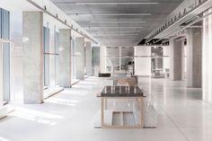 Zara Castellana store by Elsa Urquijo Architects, Madrid – Spain » Retail Design Blog