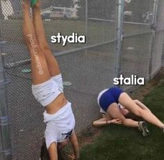 Stydia will be always better than  Stalia