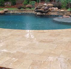You Can Discover The Ideas Of Outdoor Decorations. Travertine, Marble, And  Limestone Are