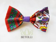 Hair clip by BETOLLI. Very colorfull for colorfull person.