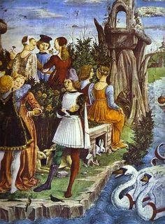 Картинки по запросу франческо дель косса триумф венеры
