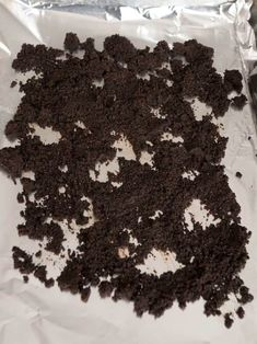 Wet coffee grounds on baking sheet Repurpose, Reuse, Uses For Coffee Grounds, Espresso Powder, Baking Sheet, Chocolate Flavors, Mocha, Make Your Own, Desserts