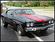 1970 Chevrolet Chevelle SS - Mecum Auction (sold, $40,000, May 2013)