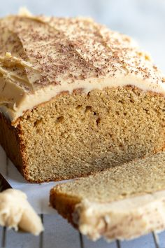 Sweets Recipes, Baking Recipes, Cake Recipes, Coffee Cake Loaf, Loaf Cake, Baileys Cake, Baileys Recipes, Delicious Desserts, Yummy Food