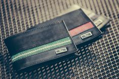 ZAAF Black Leather Wallet – Stytched