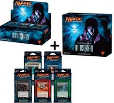 VARIETY PACK Magic Shadows Over Innistrad – All 5 Intros + Booster Box + Fat Pack – Magic the Gathering  http://www.bestdealstoys.com/variety-pack-magic-shadows-over-innistrad-all-5-intros-booster-box-fat-pack-magic-the-gathering/