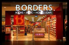 38 Best Borders Bookstore images in 2016 | Borders bookstore