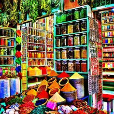مراكش، المغرب Marrakech, Morocco By @lenveronica www.magicalarabia.com
