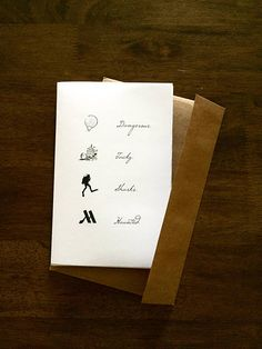 Wedding Dangers Greeting Card Angela Martin Andy Bernard The