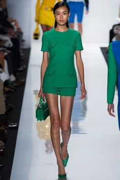 Michael Kors Spring 2013 RTW - 60's vibe - awesome!