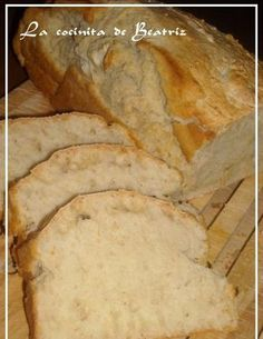 Biscuit Bread, Pan Bread, Pan Rapido, Salty Foods, Super Rapido, Pan Dulce, Bread And Pastries, Tasty Bites, Sin Gluten