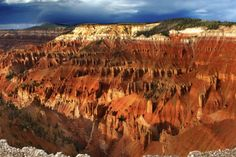 Patchwork will take you to Cedar Breaks National Monument. IcemanJ/iStock/Thinkstock