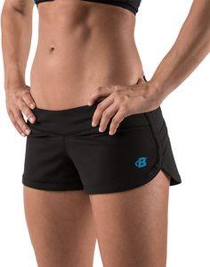 MY FAVORITE SHORTS!!Bodybuilding.com B-Elite Women's Bootyfull Short (front)