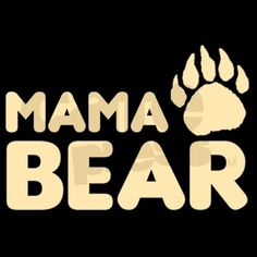 Mama Bear Pajamas on CafePress.com