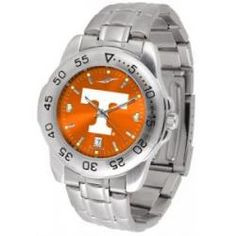 Tennessee Volunteers Sport Steel Watch- AnoChrome Dial