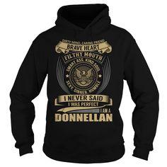 DONNELLAN Last Name, Surname T-Shirt