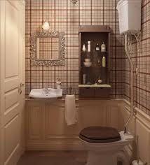 Saint Petersburg Apartment with a Classic Curve - Image 05 : Gorgeous Plaid Wallpaper Cloakroom Bathroom Furniture Design, Bathroom Designs, Design Bedroom, Bathroom Ideas, Plaid Wallpaper, Wallpaper Ideas, Appartement Design, Bathroom Wallpaper, Wallpaper Toilet