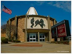 Pro+Football+Hall+of+Fame | The Pro Football Hall of Fame: First Stop on the Road Trip