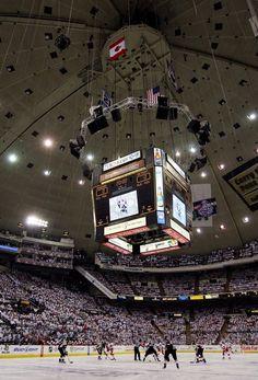 Mellon Arena 1961-2010